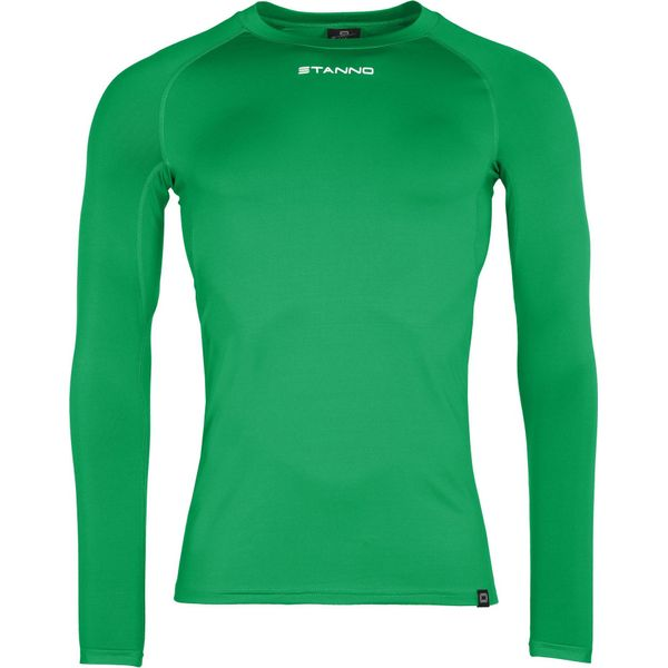 Stanno Functional Sports Underwear Maillot Manches Longues Hommes - Vert