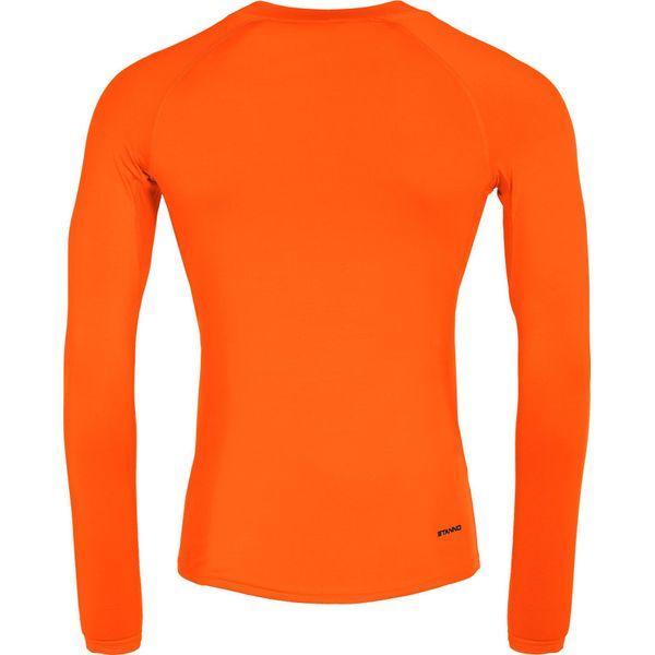 Stanno Functional Sports Underwear Shirt Lange Mouw Heren - Oranje