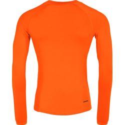 Voorvertoning: Stanno Functional Sports Underwear Shirt Lange Mouw Heren - Oranje