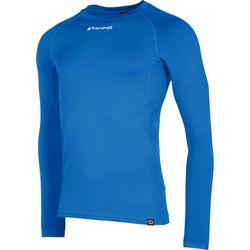 Stanno Functional Sports Underwear Shirt Lange Mouw Kinderen - Royal