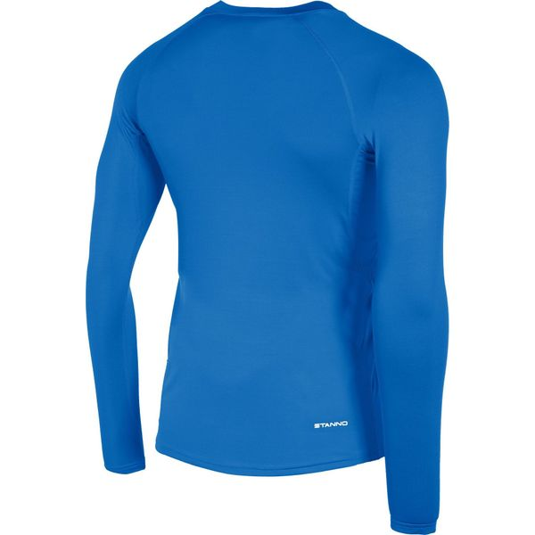 Stanno Functional Sports Underwear Shirt Lange Mouw Heren - Royal