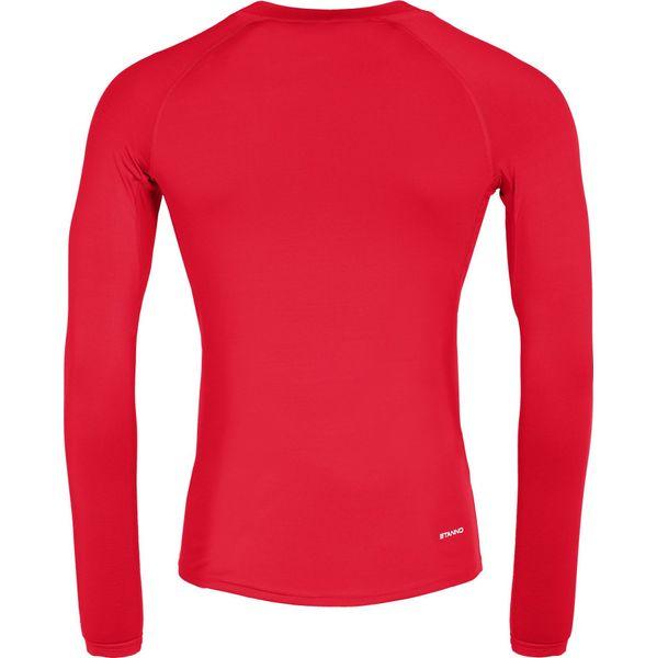Stanno Functional Sports Underwear Shirt Lange Mouw Heren - Rood