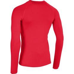Voorvertoning: Stanno Functional Sports Underwear Shirt Lange Mouw Heren - Rood