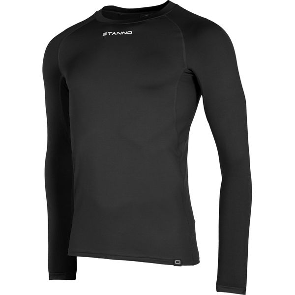 Stanno Functional Sports Underwear Maillot Manches Longues Hommes - Noir