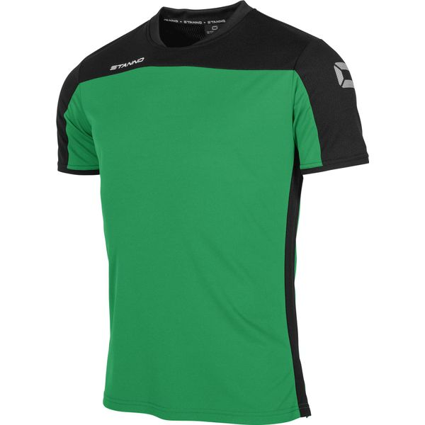 Stanno Pride T-Shirt - Groen / Zwart