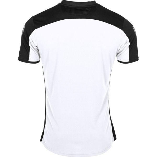Stanno Pride T-Shirt Kinderen - Wit / Zwart