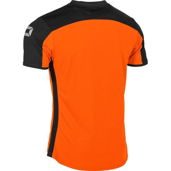 Stanno Pride T-Shirt Kinderen - Oranje / Zwart
