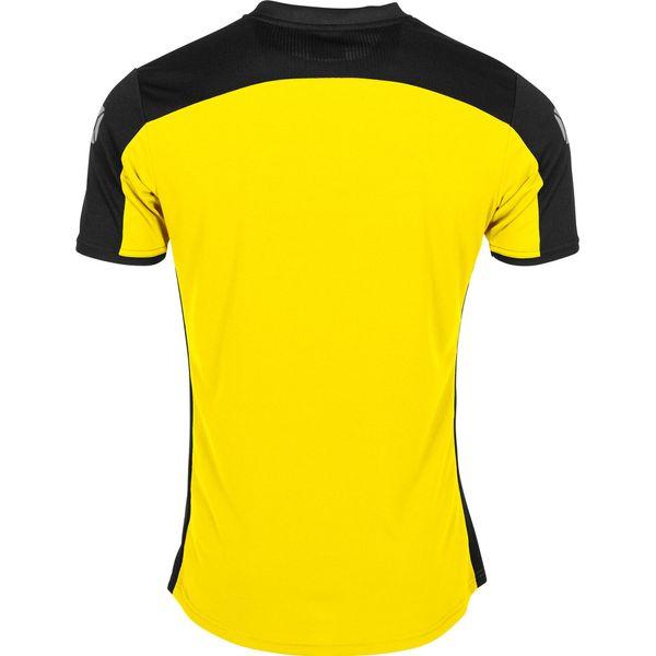 Stanno Pride T-Shirt Kinderen - Geel / Zwart