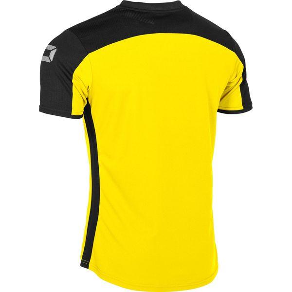 Stanno Pride T-Shirt Heren - Geel / Zwart