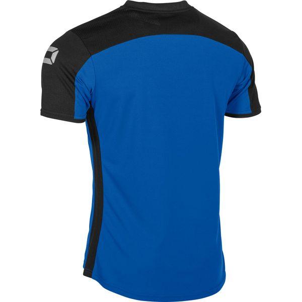 Stanno Pride T-Shirt Heren - Royal / Zwart