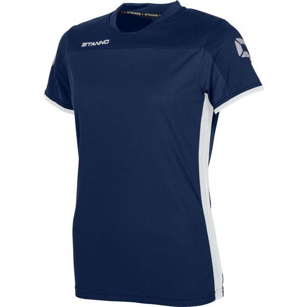 Stanno Pride T-Shirt Dames - Marine / Wit