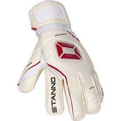 Stanno Ultimate Grip Keepershandschoenen - Wit / Rood / Zwart