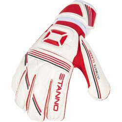 Stanno Ultimate Grip II Keepershandschoenen - Wit / Rood