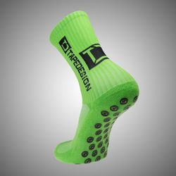 Tapedesign Allround Classic Trainingssokken - Fluo Groen