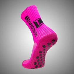 Voorvertoning: Tapedesign Allround Classic Trainingssokken - Fluo Roze