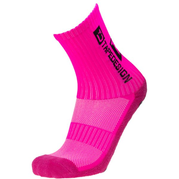 Tapedesign Allround Classic Trainingssokken - Fluo Roze