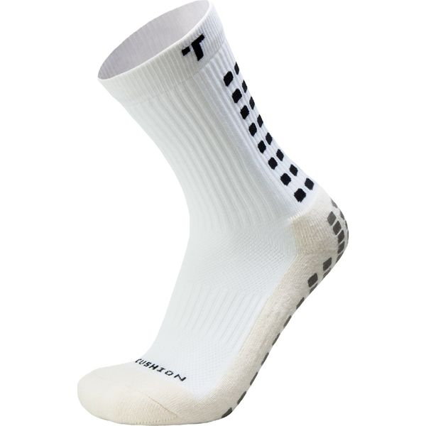 Trusox 2.0 Midcalf (Cushioned) Trainingssokken - Wit