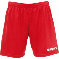 Uhlsport Center Basic Short Dames - Rood