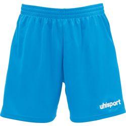 Uhlsport Center Basic Short Dames - Cyaan