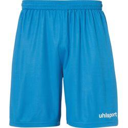 Uhlsport Center Basic Short Heren - Cyaan / Wit
