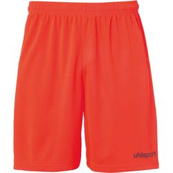 Uhlsport Center Keepershort - Fluorood / Marine