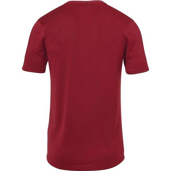 Uhlsport Stream 22 Shirt Korte Mouw Kinderen - Bordeaux / Hemelsblauw