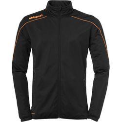Uhlsport Stream 22 Trainingsvest Polyester - Zwart / Fluo Oranje