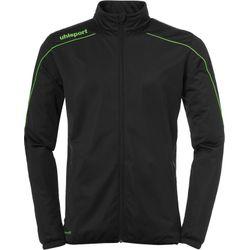 Uhlsport Stream 22 Polyestervest - Zwart / Fluo Groen